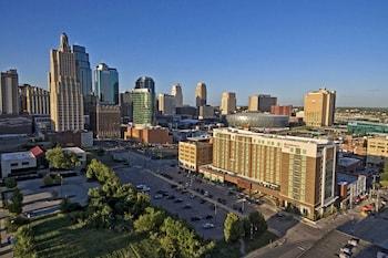 坎薩斯城市中心/會議中心萬豪長住飯店 Residence Inn by Marriott Kansas City Downtown/ Convention