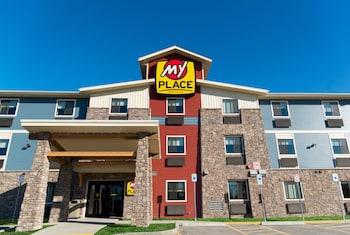 阿拉斯加安克雷奇我家飯店 My Place Hotel-Anchorage, AK