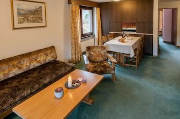 Standard Apartment, 3 Bedrooms, Mountain View, Garden Area (((4)))