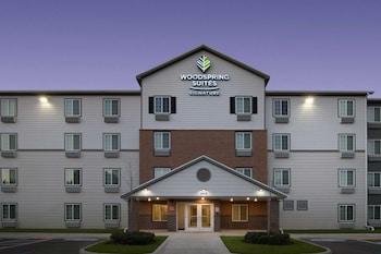 清水市伍德斯普林套房飯店 WoodSpring Suites Clearwater