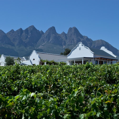 Dunstone Country House, Cape Winelands