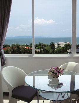 Grand Residence Jomtien - View from Hotel  - #0