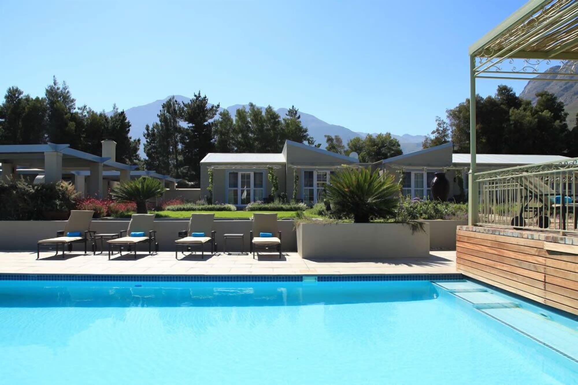 La Cabrière Country House, Cape Winelands