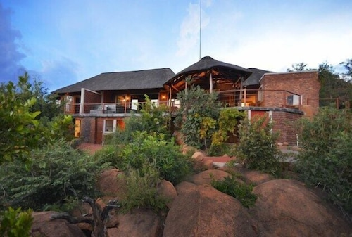 Hippoview Guest House, Waterberg