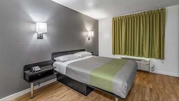 Guestroom at Studio 6 Dallas, TX in Dallas