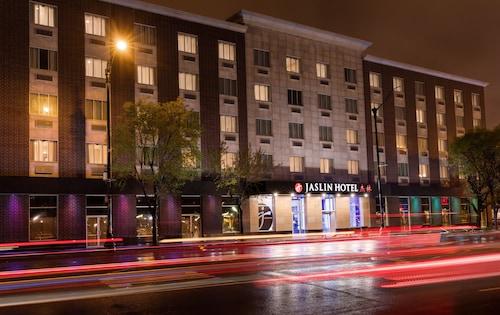 Chicago (IL) - Jaslin Hotel - z Warszawy, 17 marca 2021, 3 noce