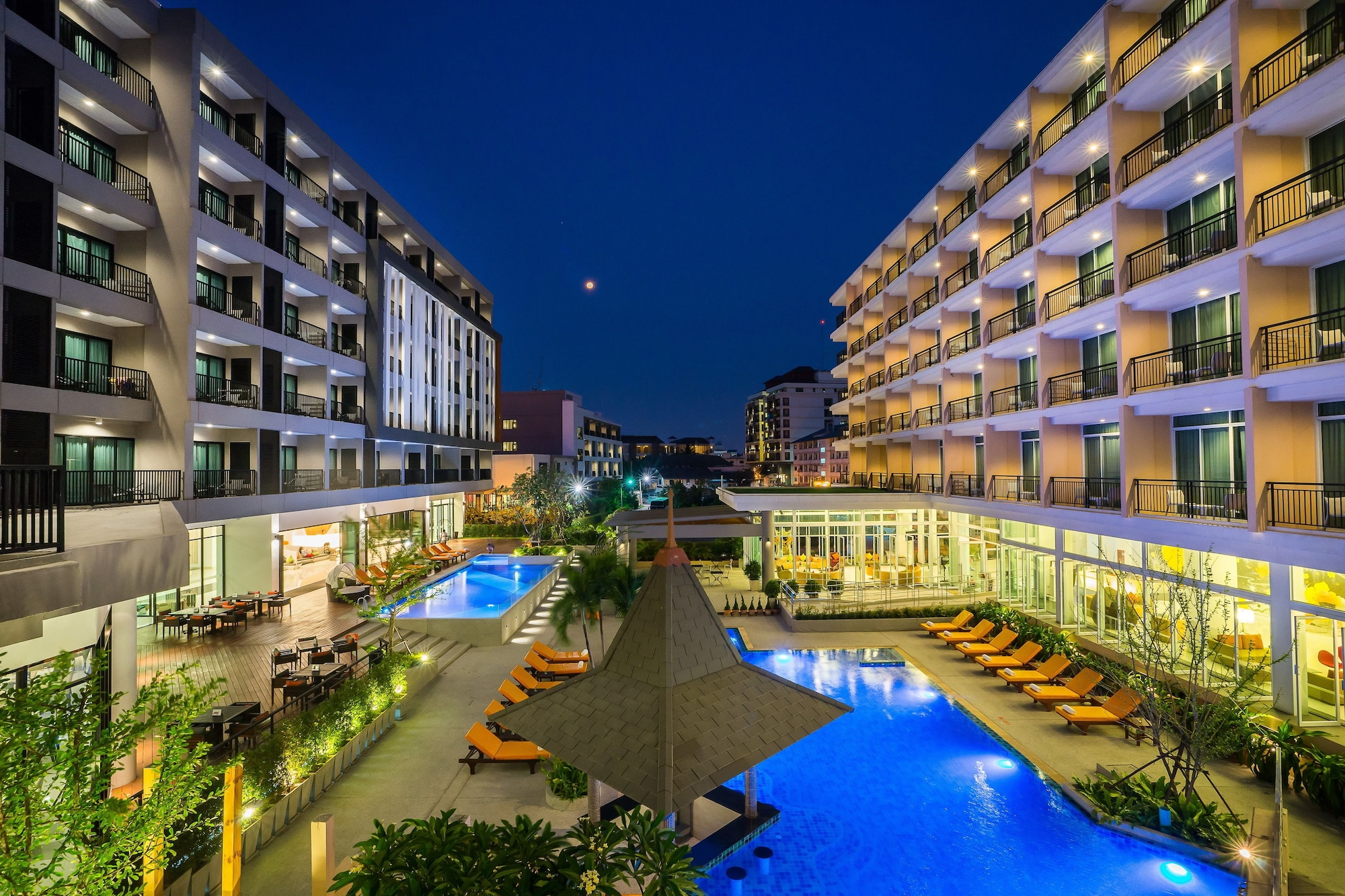 J Inspired Hotel Pattaya, Pattaya