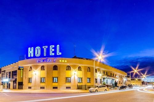 __{offers.Best_flights}__ Hotel Carlos I Toledo