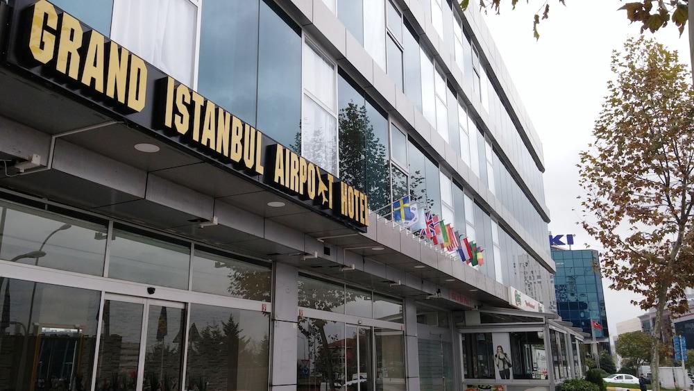 グランド イスタンブール エアポート ホテル