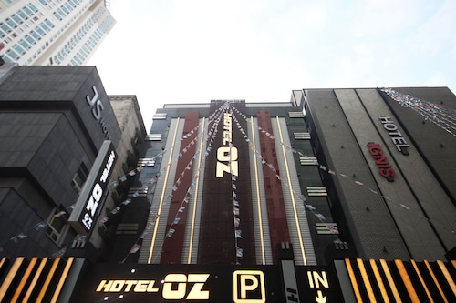 Hotel OZ Oncheonjang, Dongnae