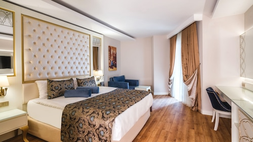 Haydarpasha Palace - All Inclusive, Alanya