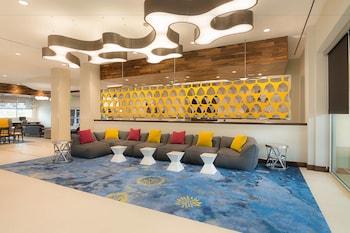 沃斯堡化石溪萬豪春季山丘套房飯店 SpringHill Suites by Marriott Fort Worth Fossil Creek