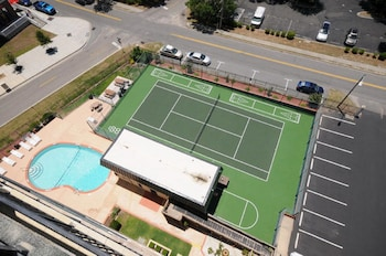 Units at Holiday Towers by Elliott Beach Rentals - Aerial View  - #0