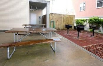 Units at Cherry Grove Villas by Elliott Beach Rentals - BBQ/Picnic Area  - #0