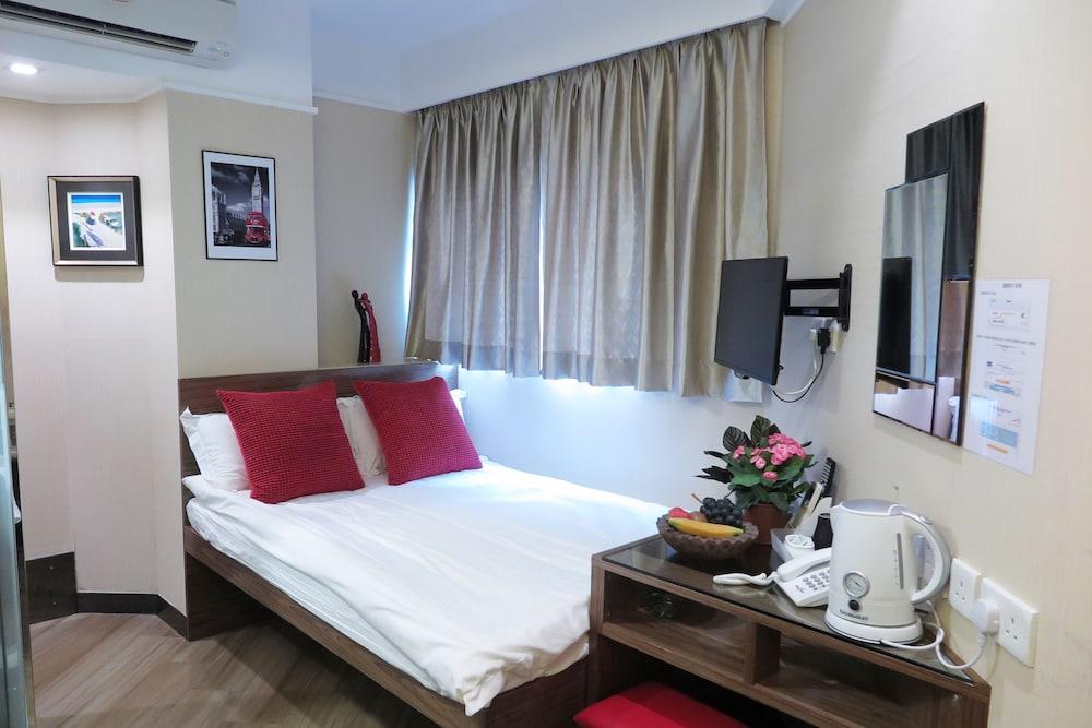 上海レッド ホテル (香港上海湾红酒店)