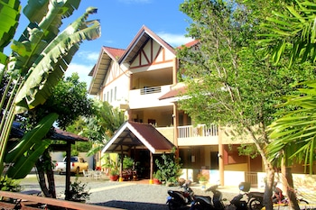 PANGLAO ISLAND FRANZEN RESIDENCES Hotel Front