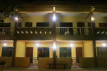 PANGLAO ISLAND FRANZEN RESIDENCES Front of Property - Evening/Night