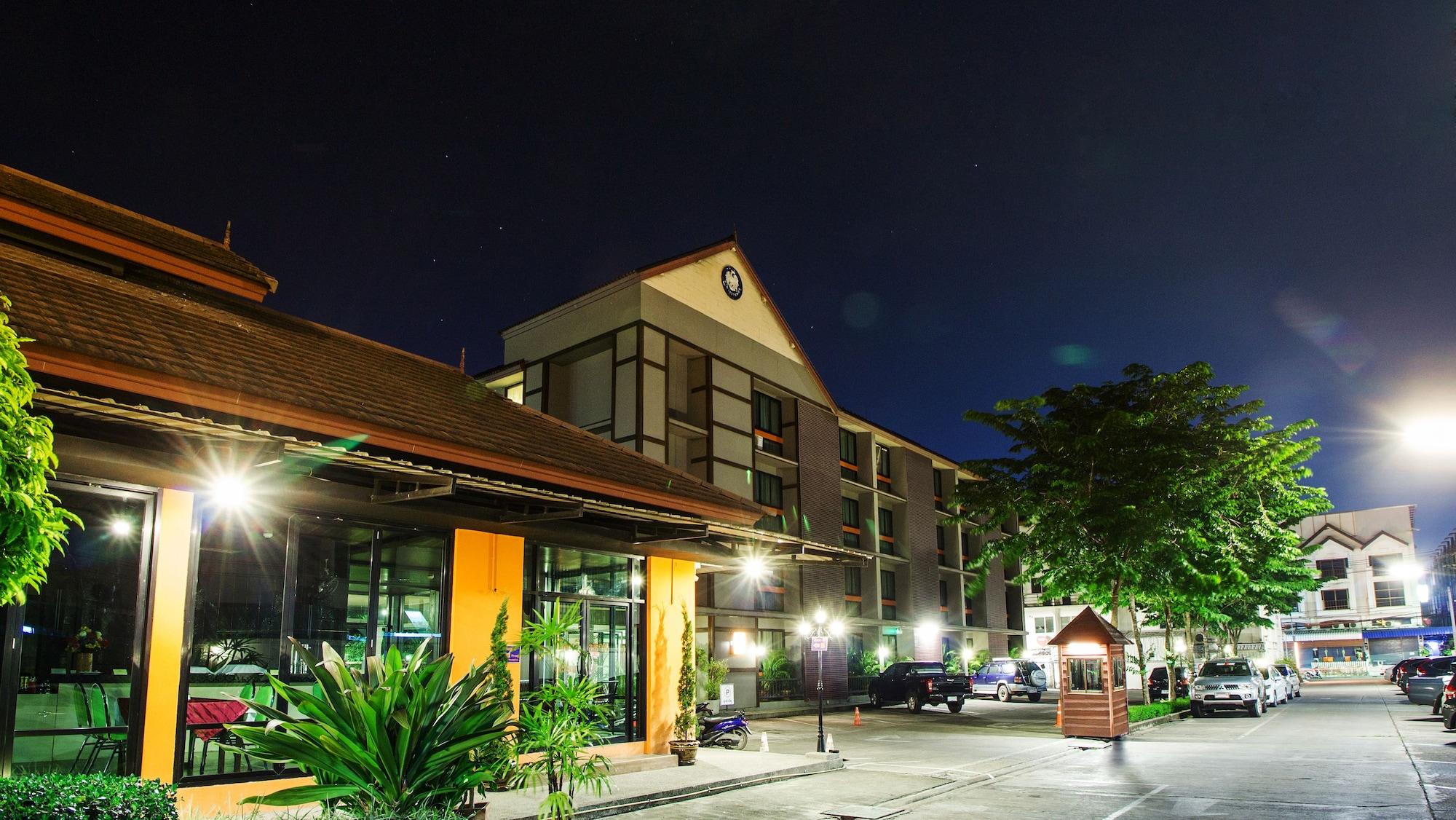 B2 Chiang Rai Boutique & Budget Hotel, Muang Chiang Rai
