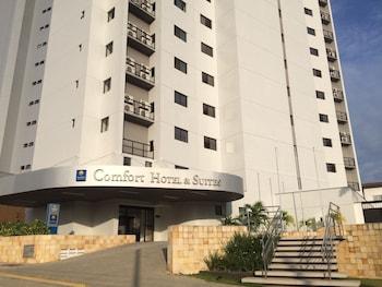 納塔爾凱富飯店 Comfort Hotel & Suites Natal