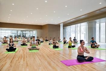 SHANGRI-LA AT THE FORT, MANILA Fitness Studio
