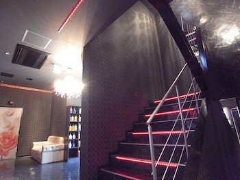 HOTEL LIBERAL -ADULTS ONLY Staircase