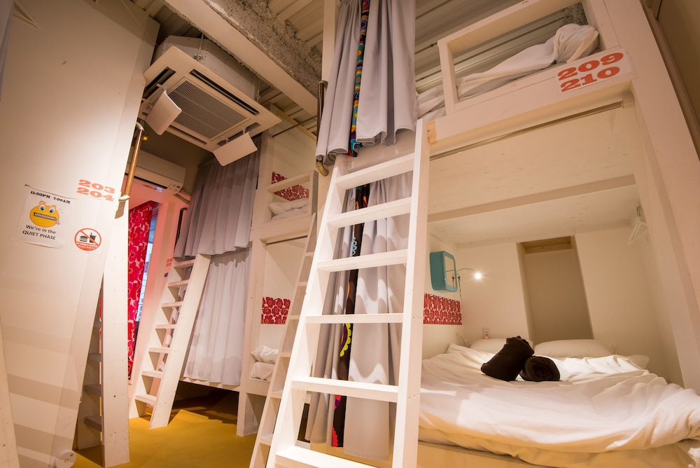 Senba Hostel, Osaka