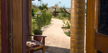 Tanji Bird Reserve Eco-lodge - Adults Only - Terrace/Patio  - #0