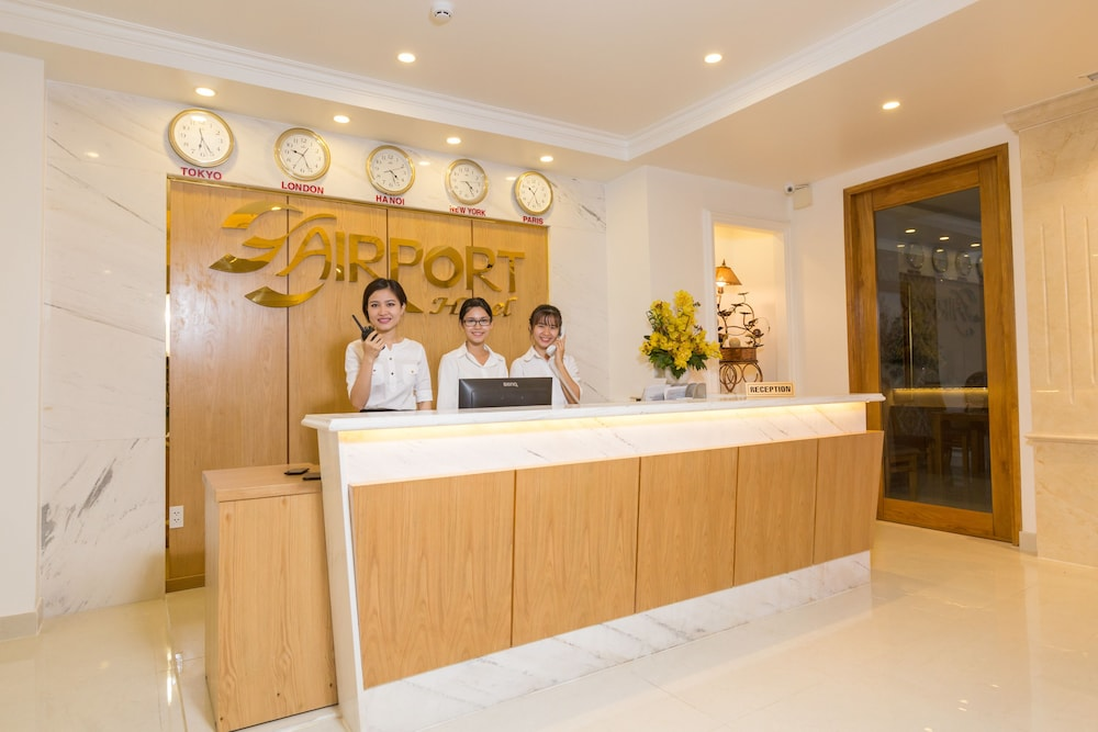 The Airport Hotel