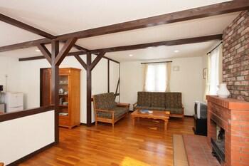 デラックス コテージ 3 ベッドルーム ガーデンビュー|100㎡|中札内農村休暇村 フェーリエンドルフ