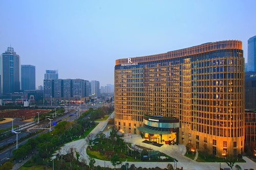 . Renaissance Nanjing Olympic Centre Hotel
