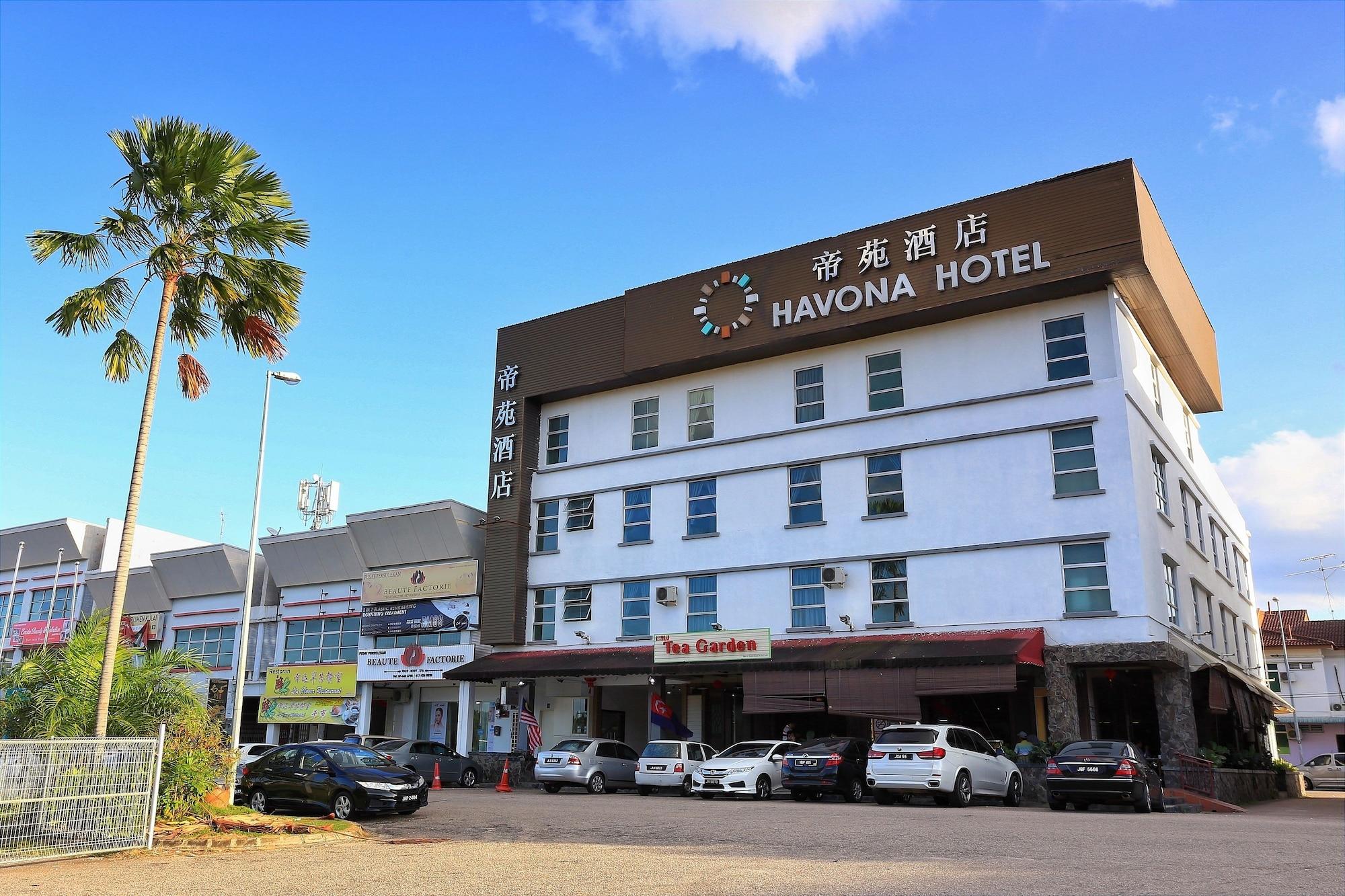 Havona Hotel, Kulaijaya
