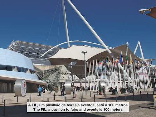 Apt in Lisbon Oriente 25 Apartments - Parque das Nações, Lisboa