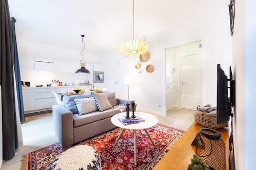 Sweet Inn Apartments - Chaussée d'Etterbeek, Bruxelles