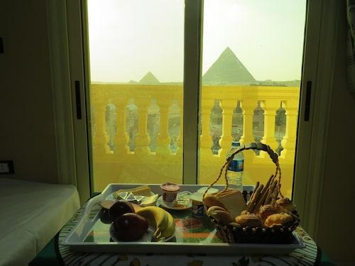 Mena Inn Pyramids, Unorganized in Al Jizah