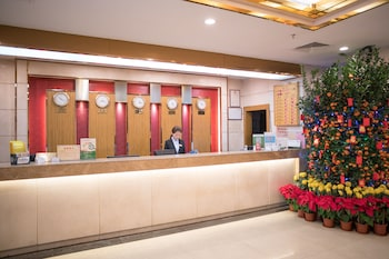 シン ユエ シン ホテル (新粤新酒店)