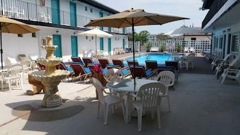 The Amethyst Beach Motel