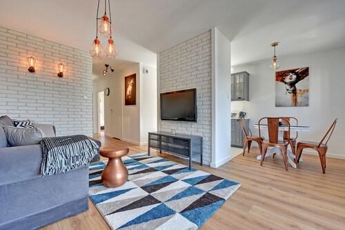 Gdańsk - Apartinfo Chmielna Park Apartments - z Wrocławia, 15 marca 2021, 3 noce
