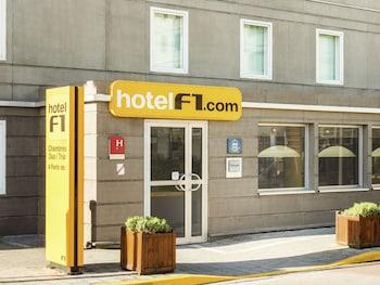 Hotel - hotelF1 Roissy Aeroport CDG PN 2