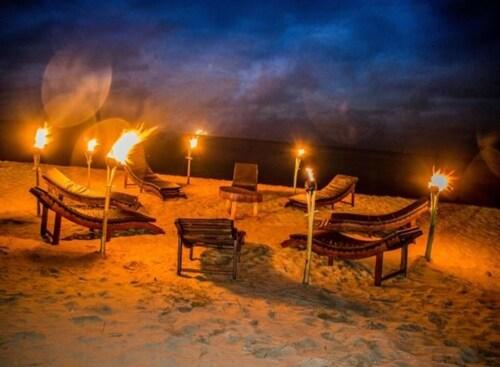 Omeesha Beach Hotel, Kalpitiya