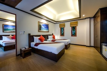 2 Bedroom Pool Access