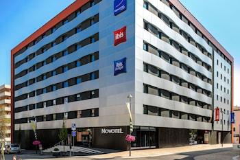 Hotel - ibis budget Lugano Paradiso