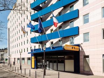 Hotel - hotelF1 Paris St Ouen Marché aux Puces