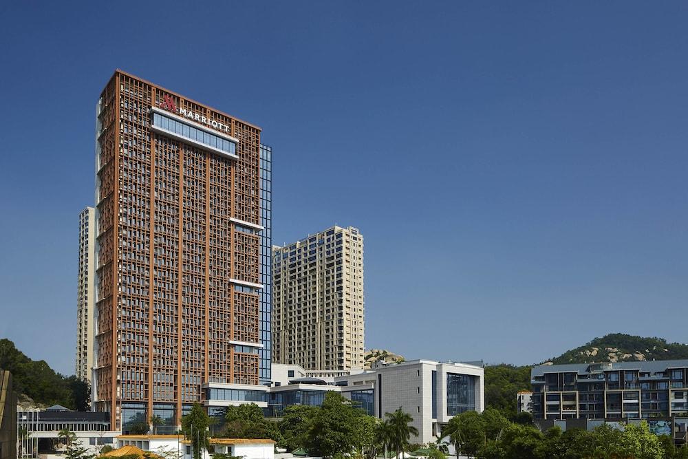 珠海マリオット・ホテル (珠海新骏景万豪酒店)