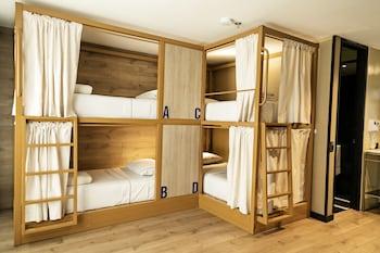 Shared Dormitory, Mixed Dorm