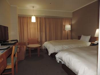 ツインルーム 喫煙可|21㎡|ホテルグランテラス千歳