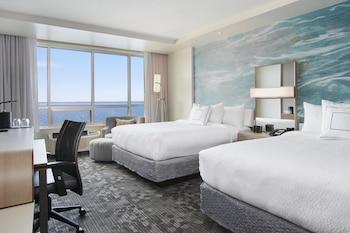 Room, 2 Queen Beds, Bay View