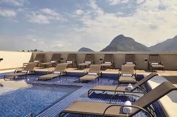 里約熱內盧巴拉達提約卡萬怡飯店 Courtyard by Marriott Rio De Janeiro Barra da Tijuca