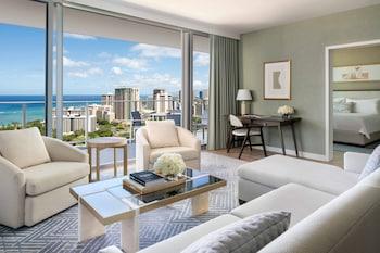 Premier Suite, 3 Bedrooms, Ocean View