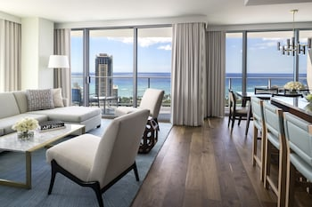 Grand Suite, 3 Bedrooms, Ocean View