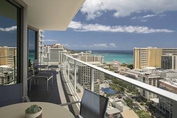Grand Suite, 3 Bedrooms, Ocean View